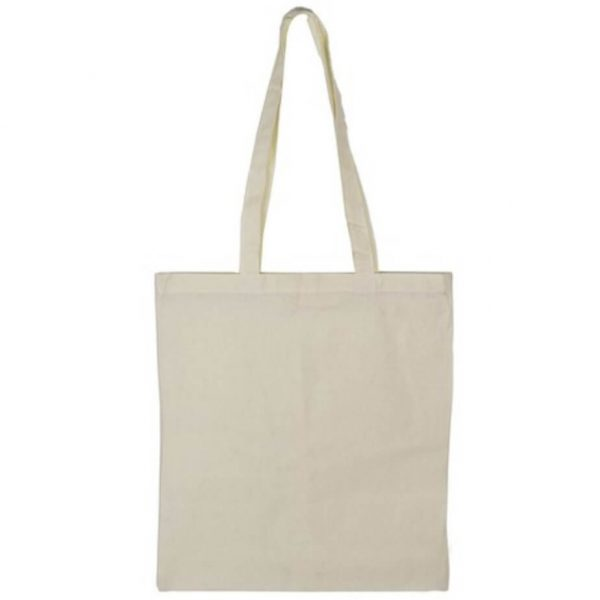 plastic bag printing 21 600x600 - 140g Cotton Tote Bag